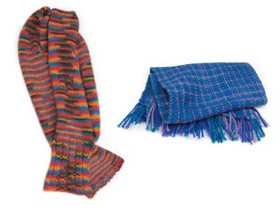 Ashford Tekapo Semi-worsted Wool Yarns