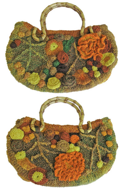 Yarn and Rug canvas bag