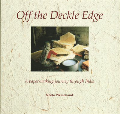 Off the Deckle Edge cover by Neeta Premchand