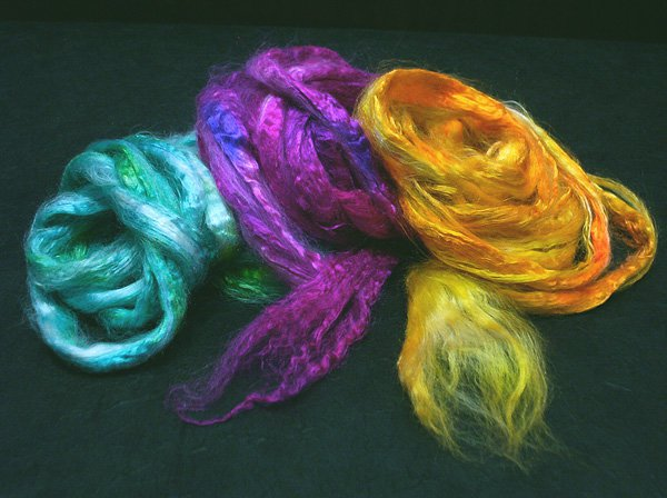Dye Silk at Home