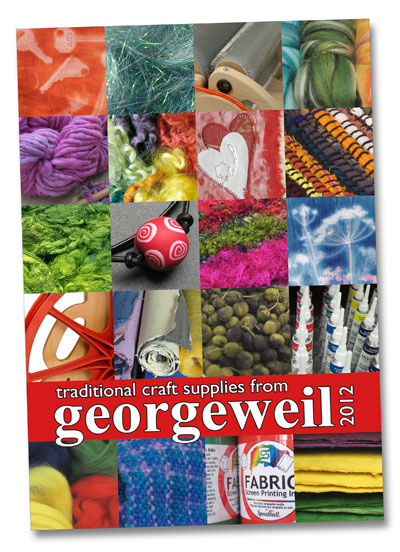 Mail order catalogue for craft supplies