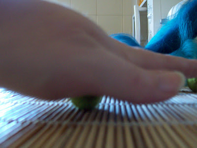 How to roll the Bead on a Bamboo Mat