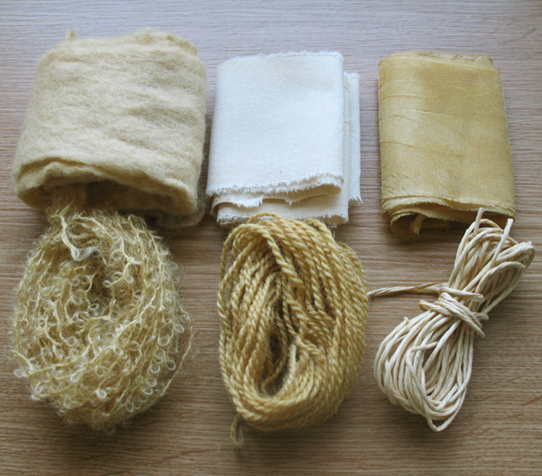 Allison Holland's Natural Dyeing Attempts