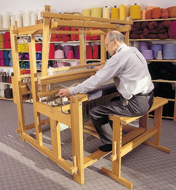 GAV Glimarkra AB Floor Loom