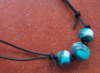 Handmade Polymer Clay Jewellery