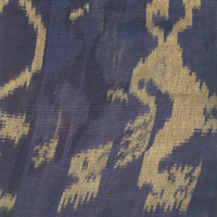 Blue colouring from Indigo Dye
