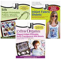 Range of Inkjet Fabrics