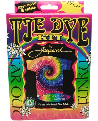 Start Tie Dyeing