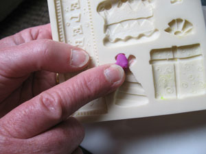 Building Layers with Flexible Mould