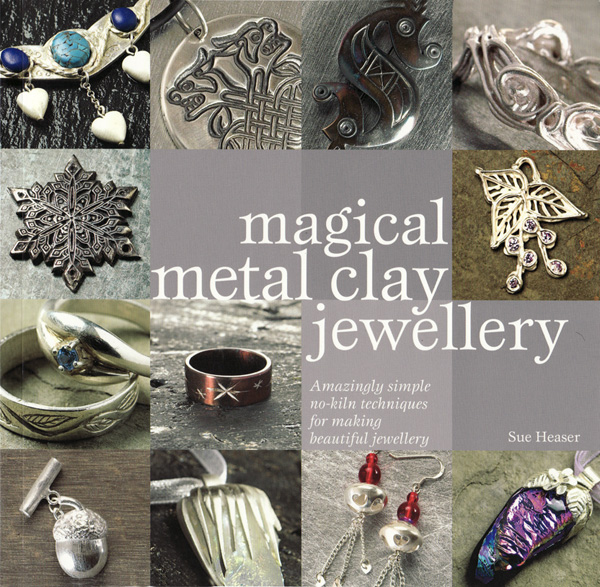 Silver Clay Instructional Book