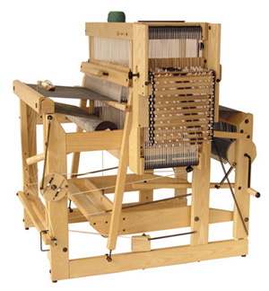 Mechanical Dobby Loom