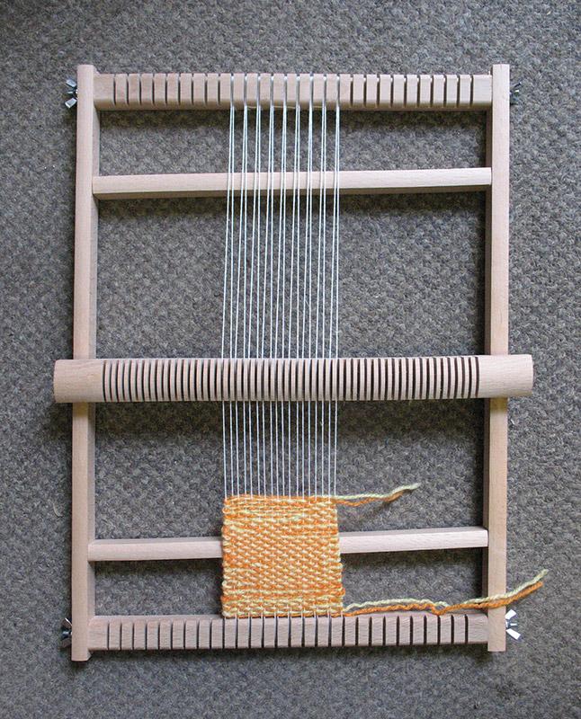 The Pre-warped Mini Loom