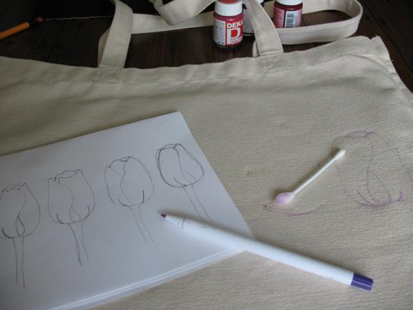Paper Design with autofade pen example