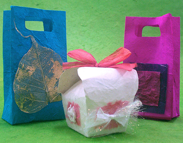 Gift bag variants