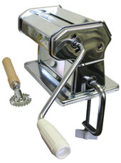 A Pasta Machine to rolling clay