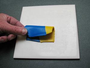 Blending Polymer Clay