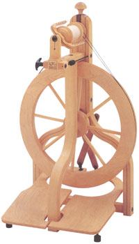Schacht Spinning Wheel Example