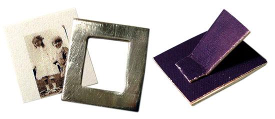 Miniature Silver Clay Designs