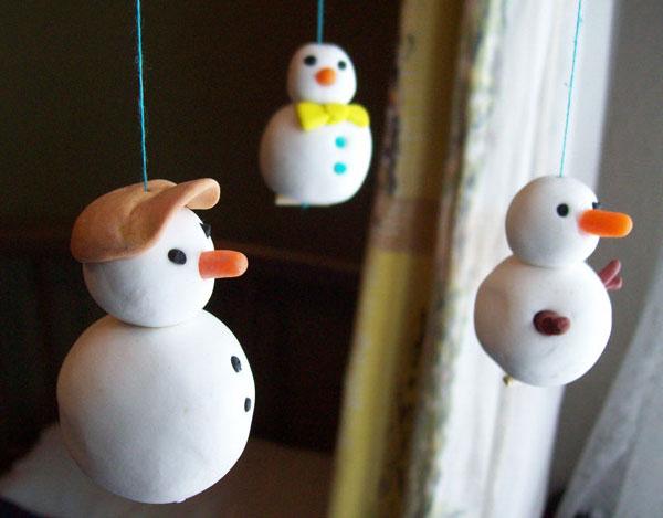 Christmas Baubles, Christmas Mobile