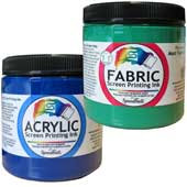 Fabric Inks for Printing
