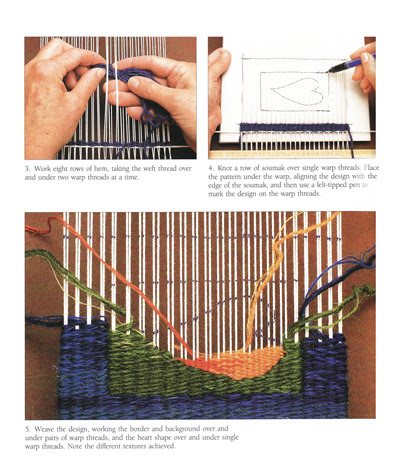 Step by Step Tapestry Guides