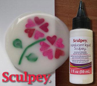 Translucent Liquid Sculpey - Liquid Polymer Clay