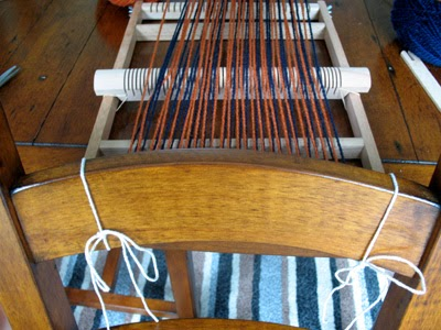 Tips for learning to weave
