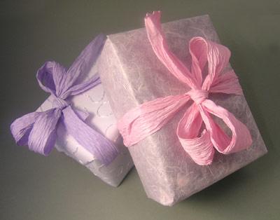 Decorative Gift Wrap Ideas