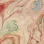 Marbling on Fabric and Paper