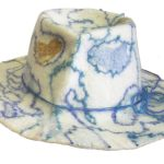 Felted Hats with Hatshapers