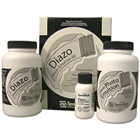 Screen Printing with Diazo Photo Emulsion