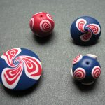 How to make a Spiral Patterned Polymer Clay Cane
