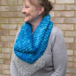 Bluefaced Leicester Roving Knitted