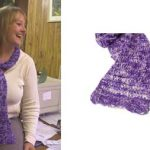 Knitted Scarves by Jo Barrell