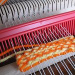 Learning Basic Weaving Techniques