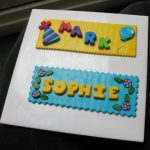 Make a Name Plaque from a Flexible Mould