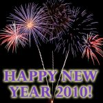 Happy New Year from George Weil