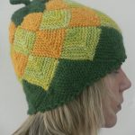 Hand Spun, Knitted Hat
