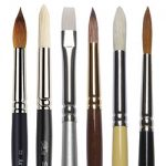 Help in choosing the right Artist Brushes for Painting