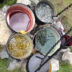 Natural Dyeing & Felt Making Courses in Scotland