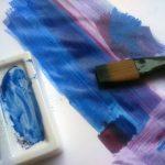 Painting with Derwent Inktense Blocks & Pencils