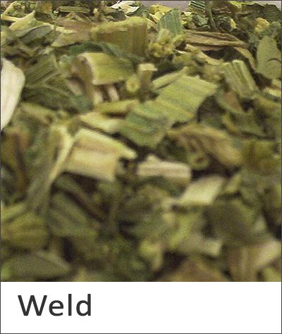 Weld Natural Dye
