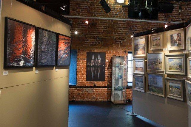 Yvonne Arnaud Art Exhibition 2017