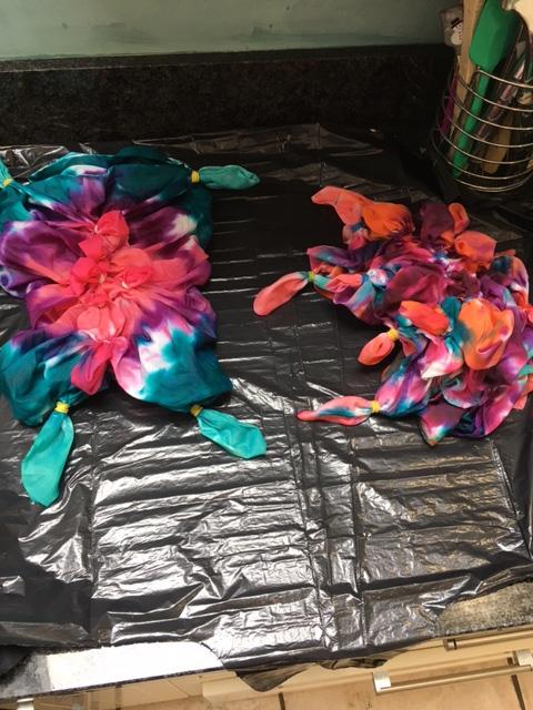 Tie-Dye Parcels