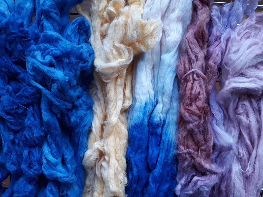 Dyed Dye-Lishus Cotton