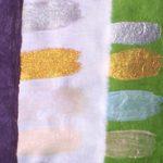 Jacquard Lumiere Metallic Fabric Paint