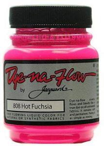 Jacquard Dye-na-flow Hot Fuchsia