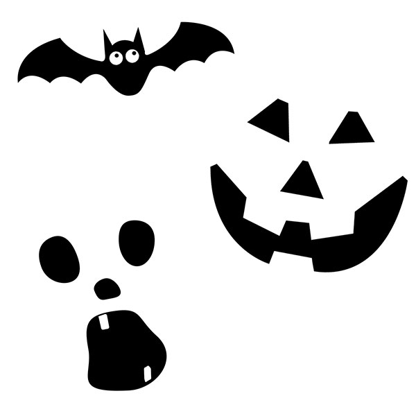 Template ideas for Halloween Lanterns