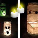 Make a Halloween Lantern
