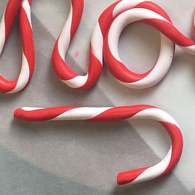 Sugar free candy cane!